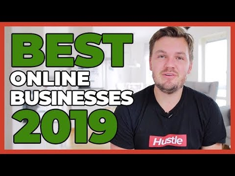 💰💰 Best Online Business To Start In 2019 For Beginners (WITH NO MONEY) 💰💰