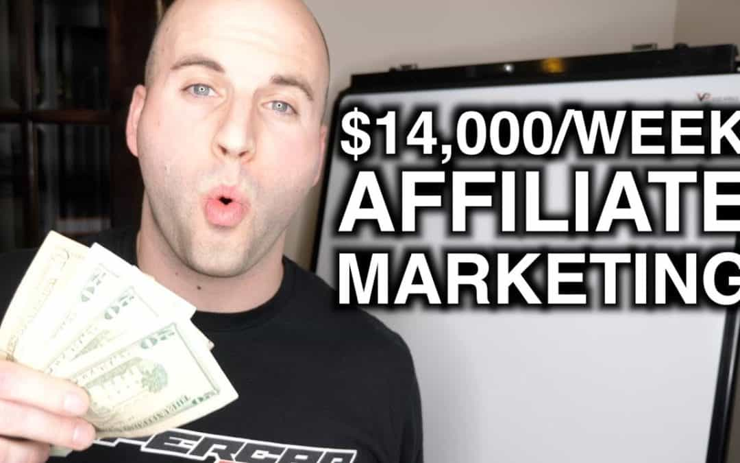 $14000 Week Online! Profitable Online Business 2019 – Affiliate Marketing