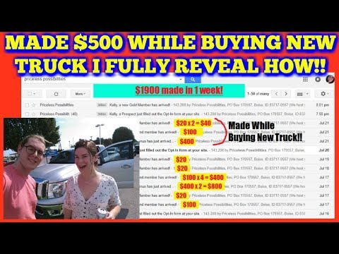 $500 A Day Online – HOW I Did It – Best Online Business – Full Time Income Online Step By Step