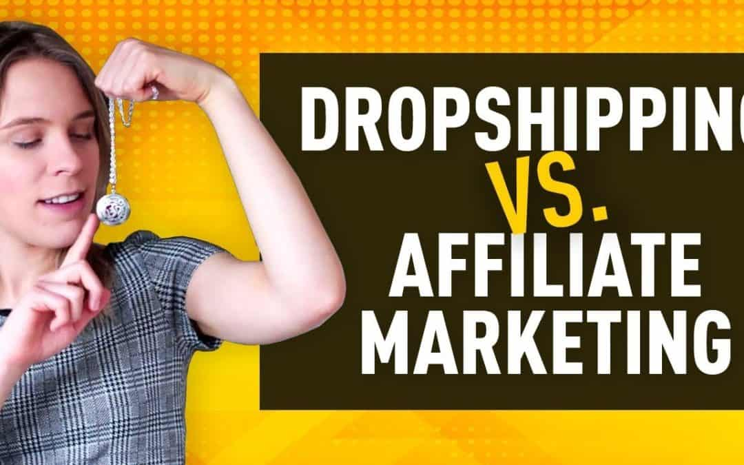 Affiliate Marketing vs Dropshipping (with Aliexpress) – Which Online Business Method Is Best?