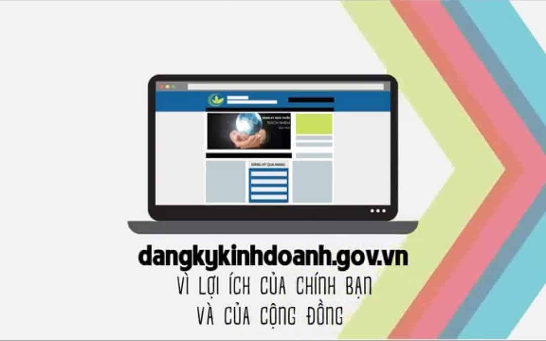Dịch vụ đăng ký doanh nghiệp qua mạng điện tử – Online business registration