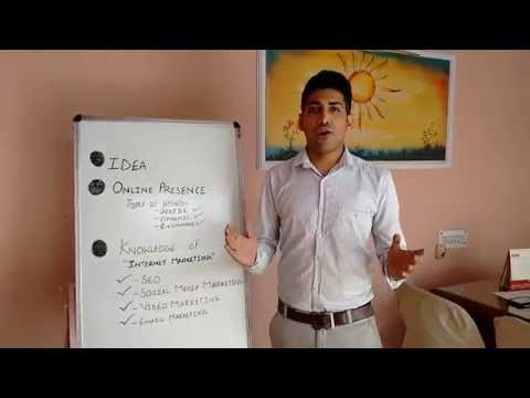 How to start online business in India | Hindi | Easy business ideas