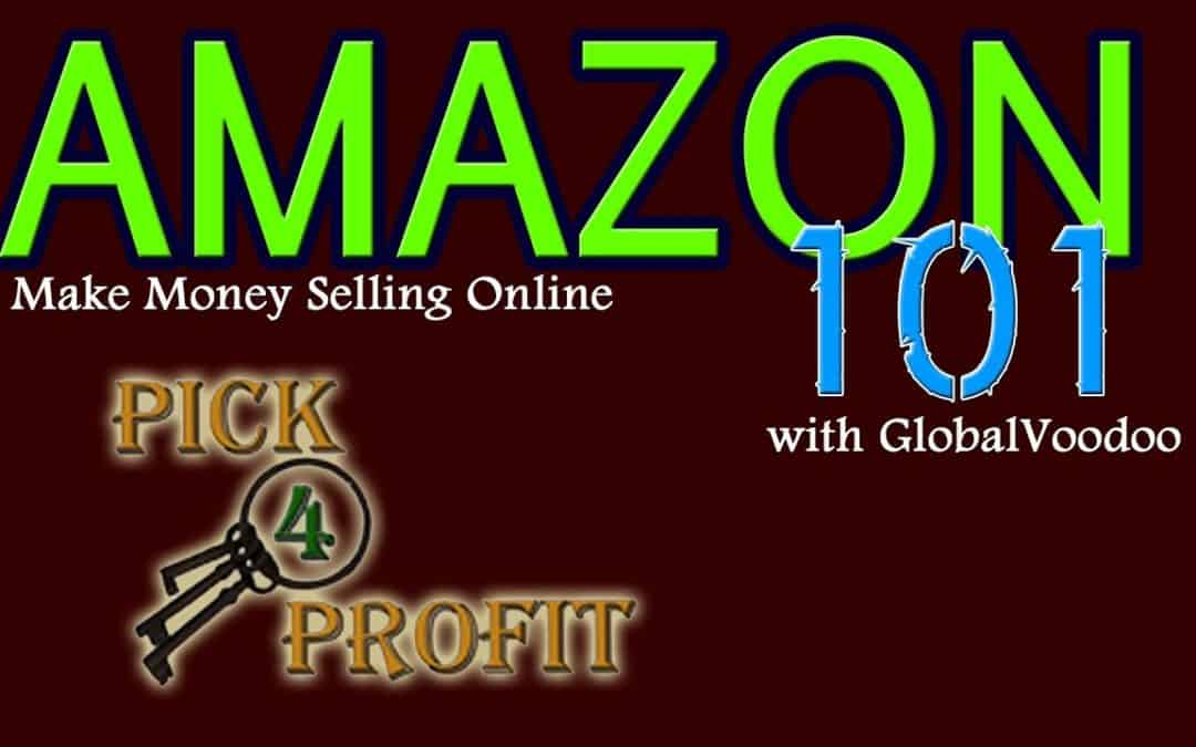 AMAZON 101: START YOUR ONLINE BUSINESS TODAY | WORK FROM HOME