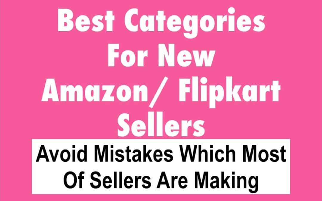 Best Categories For New Seller To Start Online Business With Small Investment