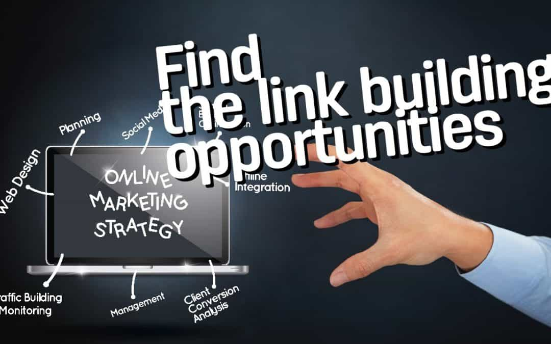 DIBZ, Find the link building opportunities