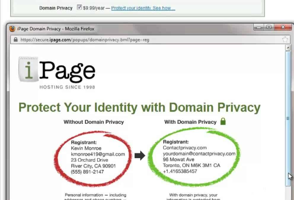 Start A Online Business – How to create a website with iPage