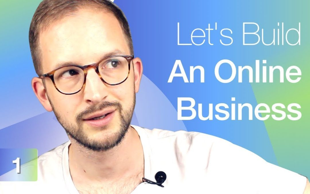 THE PLAN #1 Let's build an online business 💰