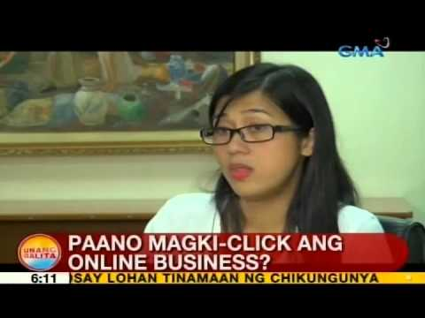 UB: Paano magki-click ang online business?