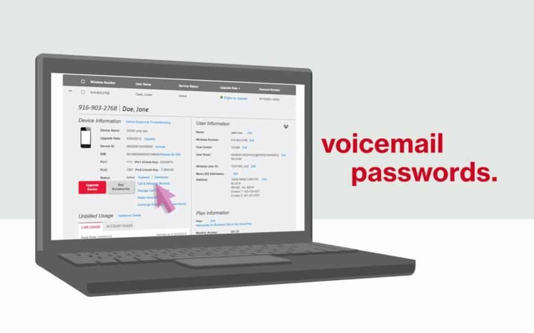 Verizon Online Business Portal: Wireless Service Management