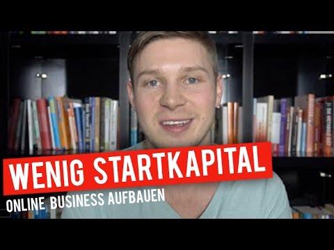 Wie ich mit wenig Startkapital mein Online Business aufgebaut habe