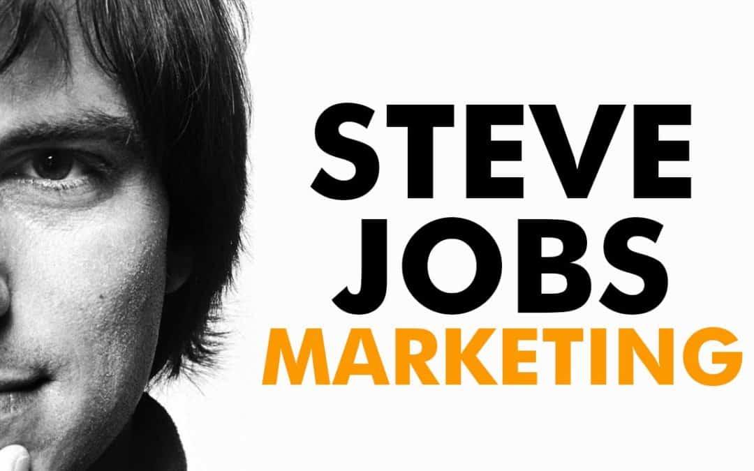 Steve Jobs' amazing marketing strategy – MUST WATCH