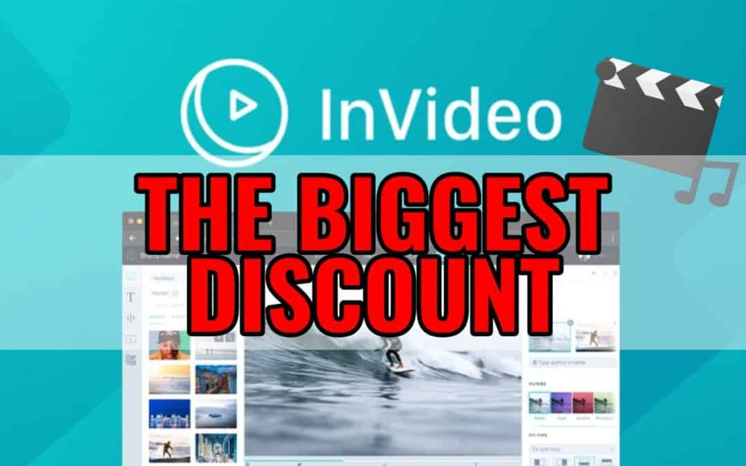 InVideo, 207 reviews for all 5 stars!