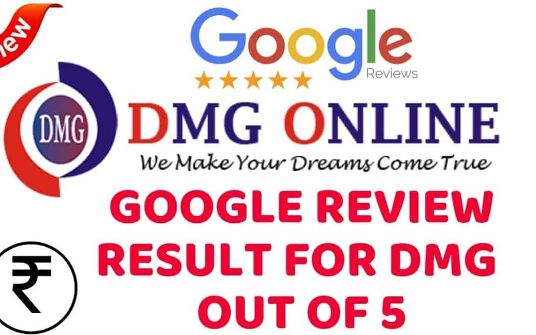 (Google) Review about *DMG* online | Dream Makers Global Review | INVESTMENT COMPANY