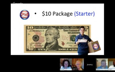 "ZUKUL HANGOUT ""How to start an online business"" w/special guess"