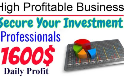 High profitable online investment Business | tresor.capital of the  online earning