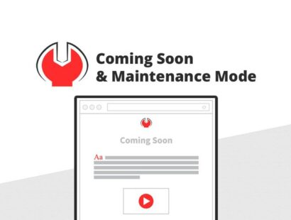 How Do You Create A Coming Soon Page For WordPress While I Build My Site